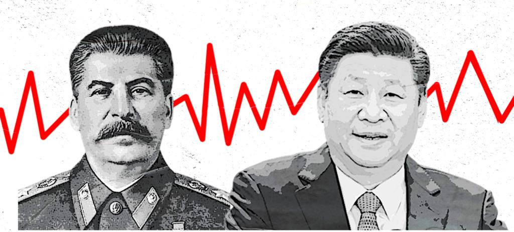 Stalin e Xi Jinping